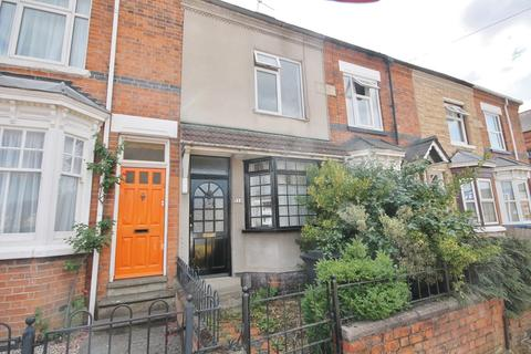 2 bedroom terraced house to rent - Knighton Fields Road East, Clarendon Park, Leicester LE2