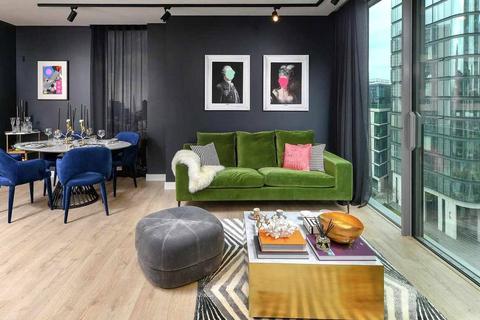 1 bedroom apartment for sale - Carrara Tower, 250 City Road, Old Street, London, EC1V