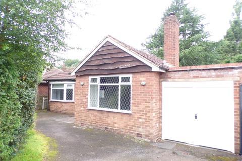 3 bedroom detached bungalow to rent - Park View Road, Four Oaks, Sutton Coldfield