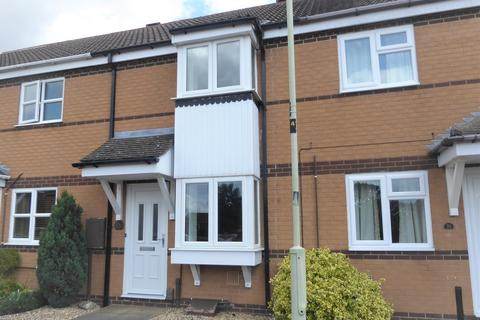 2 bedroom terraced house to rent - Wellington Way, Melton Mowbray