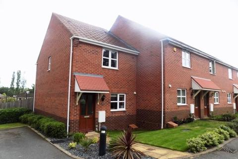 2 bedroom end of terrace house to rent - Bramble Way, Four Oaks