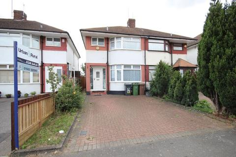 3 bedroom semi-detached house for sale - 3 bed semi with large conservatory and garage .....NO CHAIN