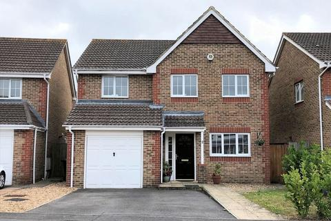 4 bedroom detached house for sale - Howard Close, Lee-on-the-Solent, PO13