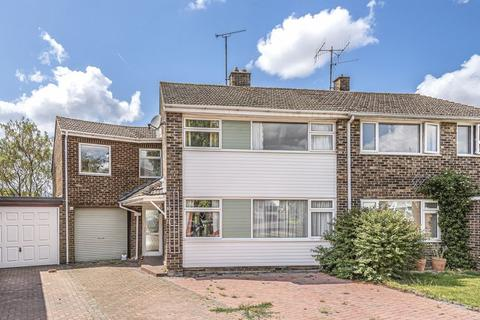 4 bedroom semi-detached house for sale - Shelley Close, Abingdon