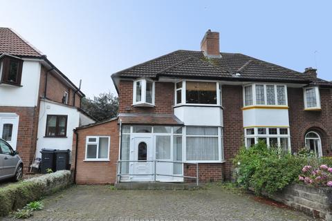 3 bedroom semi-detached house for sale - Pakefield Road, Kings Norton, Birmingham, B30