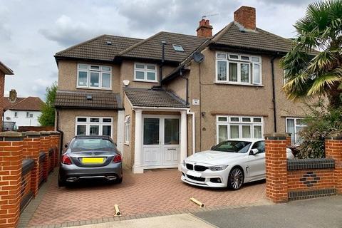 5 bedroom semi-detached house for sale - St Heliers Avenue, Hounslow, TW3