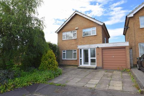3 bedroom detached house for sale - Corfe Close, Littleover, Derby