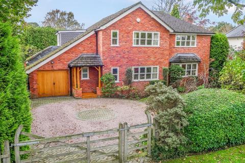 4 bedroom detached house for sale - Chorley Hall Lane, Alderley Edge, SK9