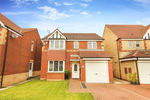 4 bedroom detached house for sale - Aidan Close, Holystone, Tyne And Wear