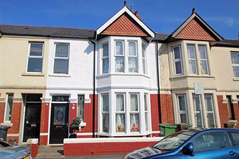 3 bedroom terraced house for sale - Flaxland Avenue, Cardiff