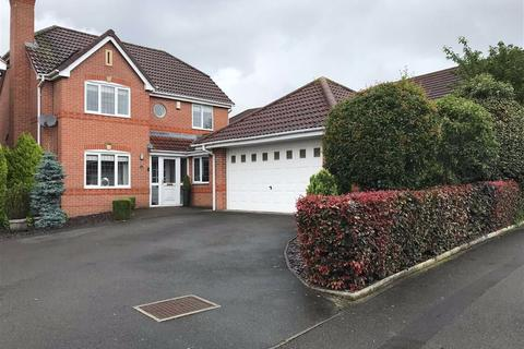 4 bedroom detached house for sale - Portico Road, DE23 3NJ, Derby