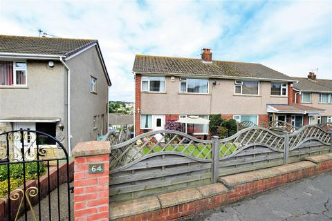 3 bedroom semi-detached house for sale - Cornwall Rise, Barry