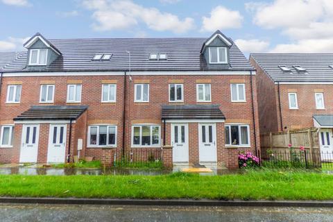 3 bedroom townhouse for sale - Wingate Way, Ashington, Northumberland, NE63 8SN