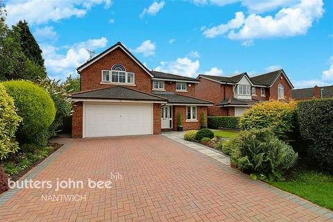4 bedroom detached house for sale - Cobbs Lane, Hough