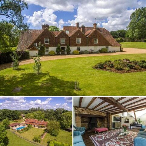 6 bedroom detached house for sale - Netherfield Hill, Battle