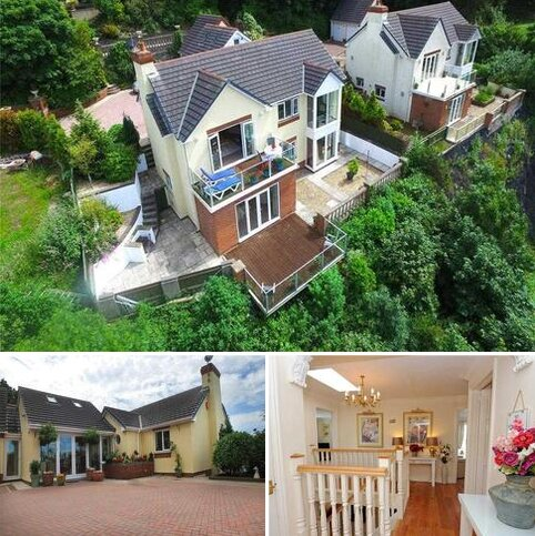 5 bedroom detached house for sale - Driftaway, St. Patrick's Hill, Llanreath, Pembroke Dock