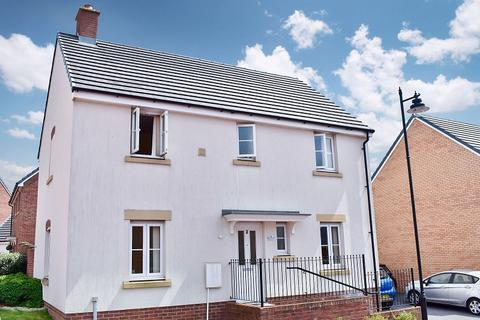 4 bedroom detached house for sale - Trem Y Rhedyn, Coity, Bridgend . CF35 6FE