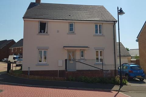 4 bedroom detached house for sale - Trem Y Rhedyn, Coity, Bridgend, F35 6FE