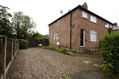3 bedroom semi-detached house to rent - Fairfield Road, Lymm WA13