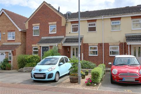 2 bedroom terraced house for sale - Narborough Court, Wingfield Way, Beverley, East Yorkshire, HU17