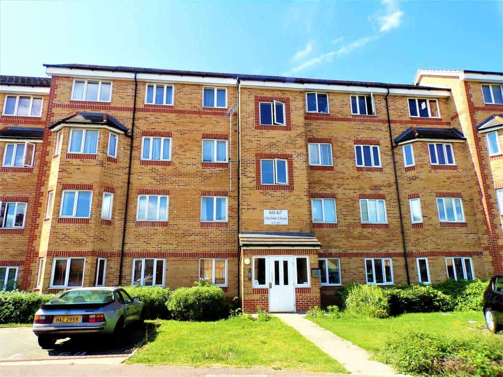Two Bedroom Spacious Flat  In Sundon Park On Orch