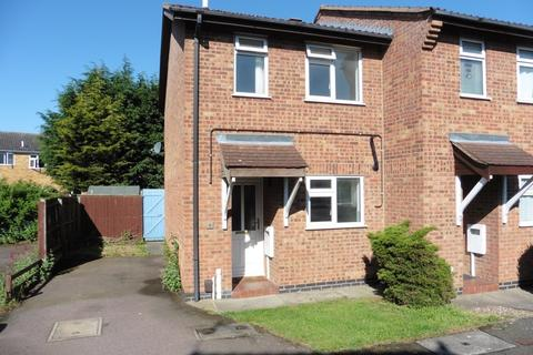 2 bedroom townhouse to rent - Convent Close, Melton Mowbray