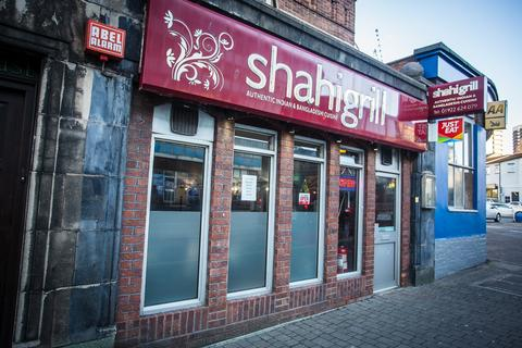 Restaurant for sale - Bridge Street, Walsall WS1