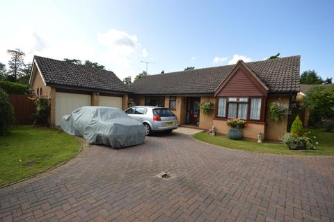 3 bedroom bungalow for sale - Canons Close, Narborough, Leicester, LE19 3FL