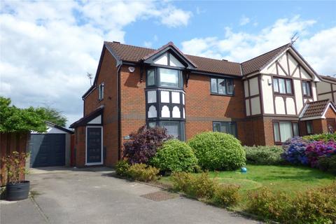 4 bedroom semi-detached house for sale - Tregaer Fold, Middleton, Manchester, M24