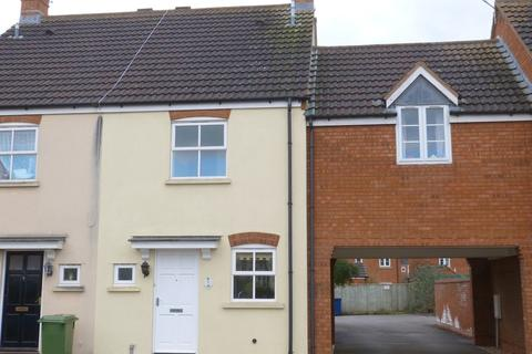 3 bedroom terraced house to rent - Cypress Road, Walton Cardiff