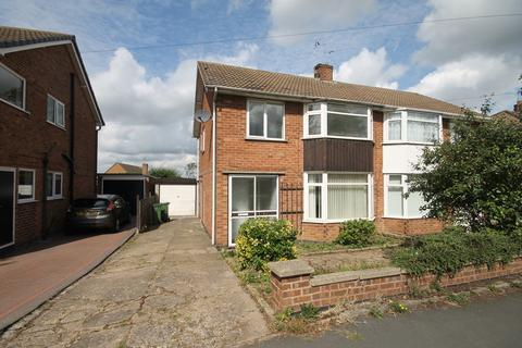 3 bedroom semi-detached house to rent - Ledwell Drive, Glenfield