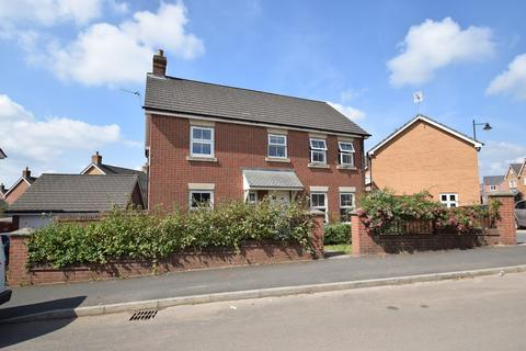 4 bedroom detached house for sale - 10 Clos Glyndwr, Parc Derwen, Coity, Bridgend, Bridgend County Borough, CF35 6AX