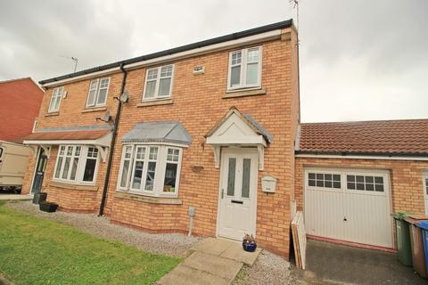 3 bedroom semi-detached house for sale - Taillar Road, Hedon