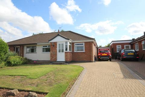 2 bedroom semi-detached bungalow for sale - Durham Crescent, Allesley, Coventry