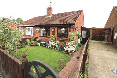 1 bedroom semi-detached bungalow for sale - New Road, Nafferton