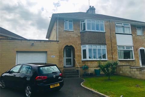 3 bedroom semi-detached house to rent - Southdown Road, Bath, Somerset, BA2