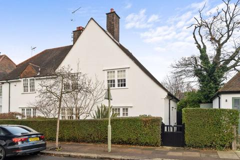 4 bedroom semi-detached house for sale - Willifield Way, Hampstead Garden Suburb, London NW11