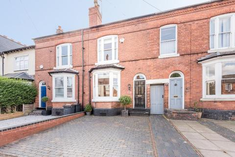 3 bedroom townhouse for sale - Greenfield Road, Harborne, Birmingham, B17 0EP