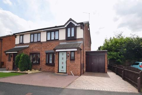 3 bedroom semi-detached house for sale - Minewood Close, Bloxwich, Walsall