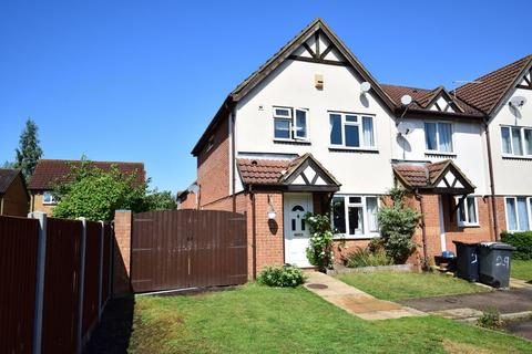 3 bedroom end of terrace house for sale - Chalkdown, Luton