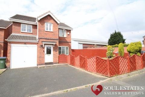 4 bedroom detached house for sale - Eagle Lane, Tipton