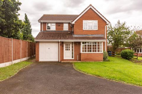 4 bedroom detached house for sale - Foxleigh Meadows, Handsacre, Rugeley, WS15