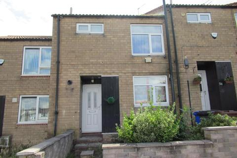 3 bedroom terraced house to rent - Cowley Gardens, Westfield, Sheffield S20