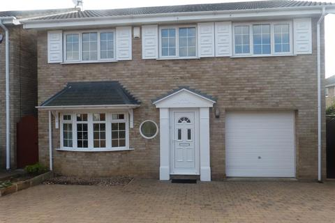 4 bedroom detached house to rent - Worcester Drive, Market Harborough