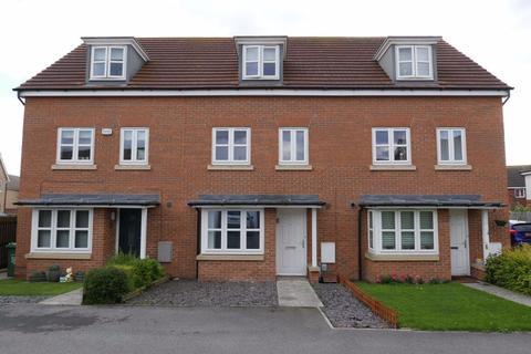 4 bedroom terraced house to rent - 54 Ruskin Way, Brough, HU15 1GW