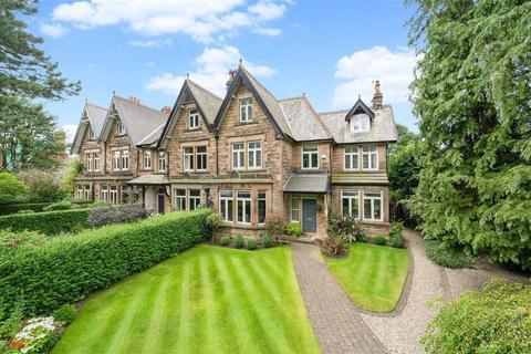 5 bedroom semi-detached house for sale - Hereford Road, Harrogate, North Yorkshire