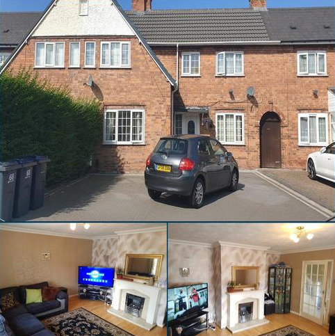 3 bedroom terraced house for sale - 68 Southern Road, Wardend, Birmingham B8