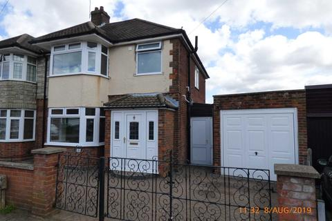 3 bedroom semi-detached house to rent - Felix Avenue, Luton