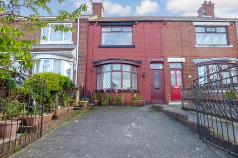 3 bedroom terraced house for sale - Leaholme Terrace, Blackhall Colliery, Hartlepool, Durham, TS27 4JD