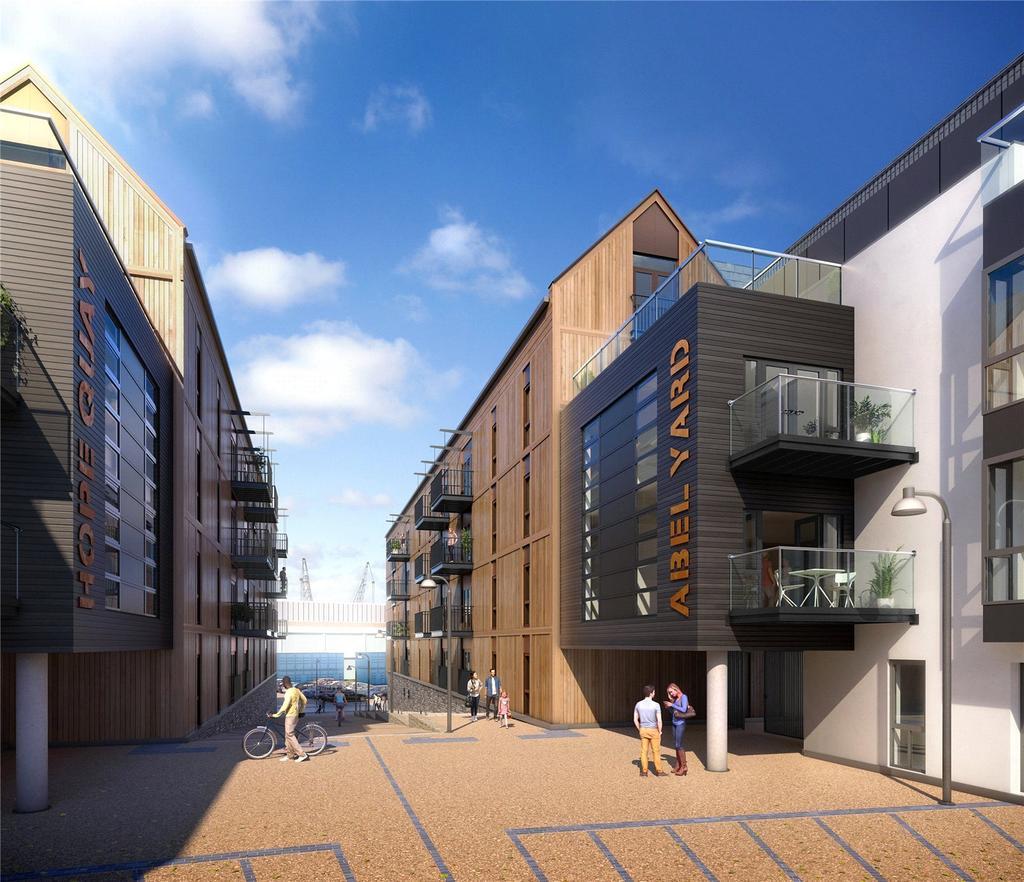 Apartment D101.07, Wapping Wharf, Cumberland Road, Bristol